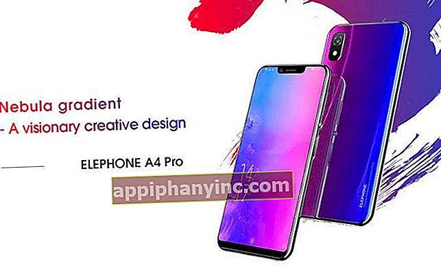 Elephone A4 Pro i granskning, ny prisvärd klon av Huawei P20 Pro