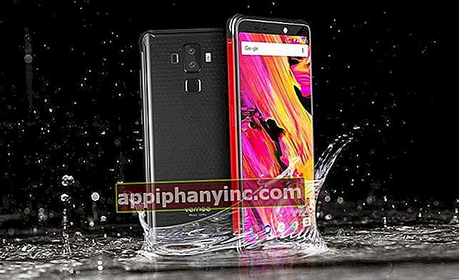 Vernee V2 Pro i analys, robust mobil med 6 GB RAM, 6200 mAh och Android 8.1