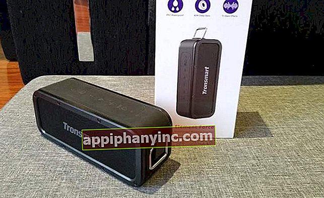 Tronsmart Force i granskning, 40W vattentät (IPX7) Bluetooth-högtalare