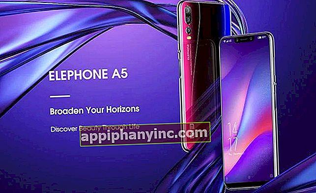 Elephone A5 i analys, mobil med 5 kameror och 132 000 poäng i Antutu