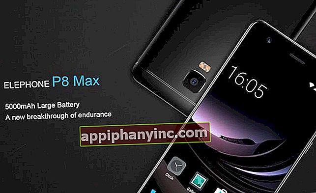 Elephone P8 MAX i analys, mobil med ett brutalt 5000 mAh batteri