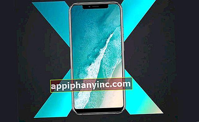 Ulefone X i analys, ny klon av iPhone X för mellanklassen