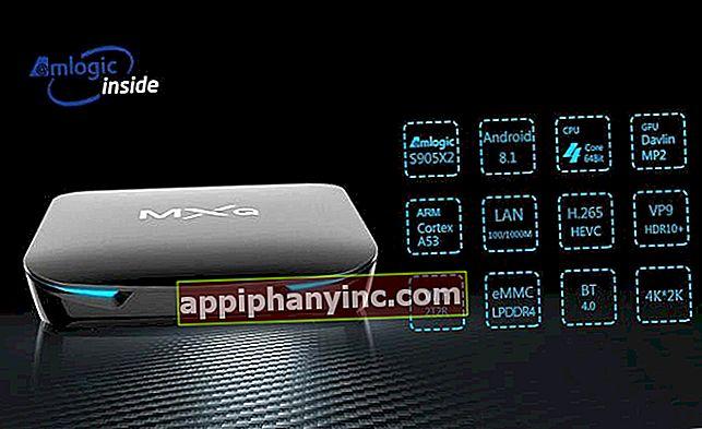 MXQ G12 in analyse, een tv-box met Android 8.1 en 4GB RAM