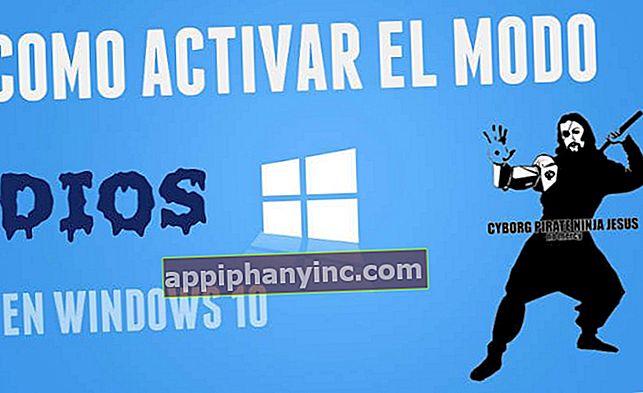 "Hur man aktiverar ""God Mode"" i Windows 10"