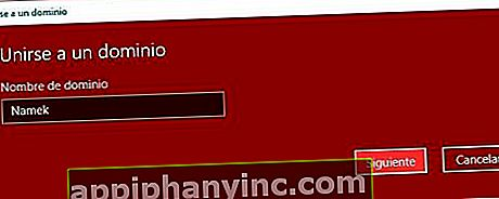 Ändra namn och placera en dator i domän med Windows 10