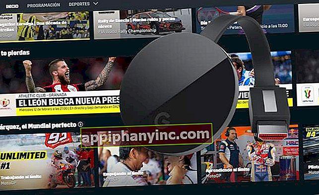 DAZN op tv bekijken vanaf een Chromecast